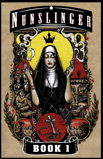 Nunslinger E Book Cover