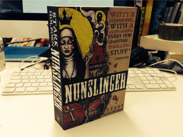 nunslinger paperback