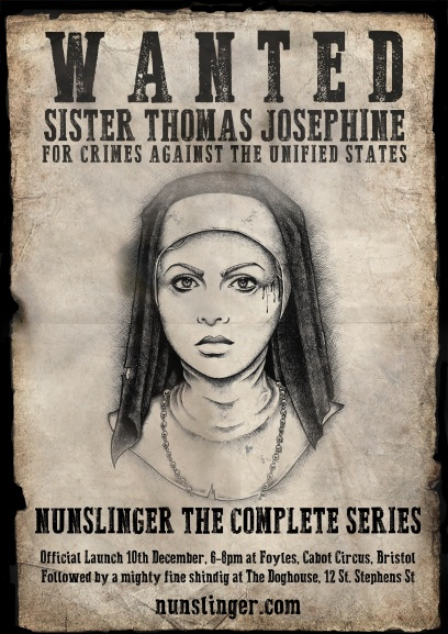 Wanted Poster Sister TJ