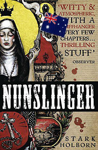 nunslinger paperback Oz